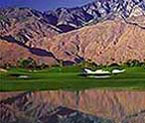 Panoramic View of the Coachella Valley