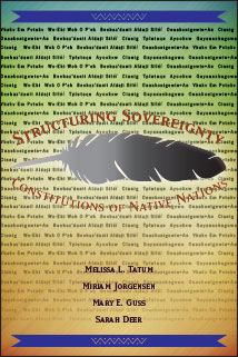 Structuring Sovereignty: Constitutions of Native Nations